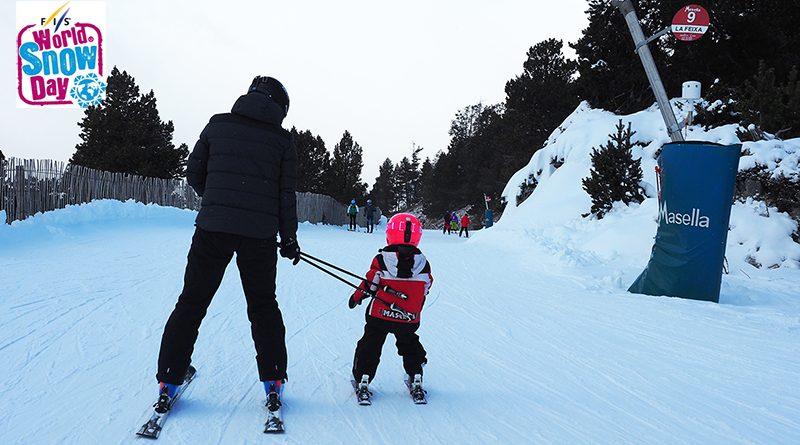 ¡FELIZ WORLD SNOW DAY!