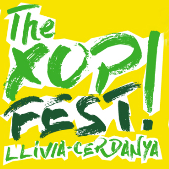 DEL 17 AL 20 DE AGOSTO TRAMITA EL ABONO A PRECIO DE OFERTA EN THE XOP FEST DE LLÍVIA