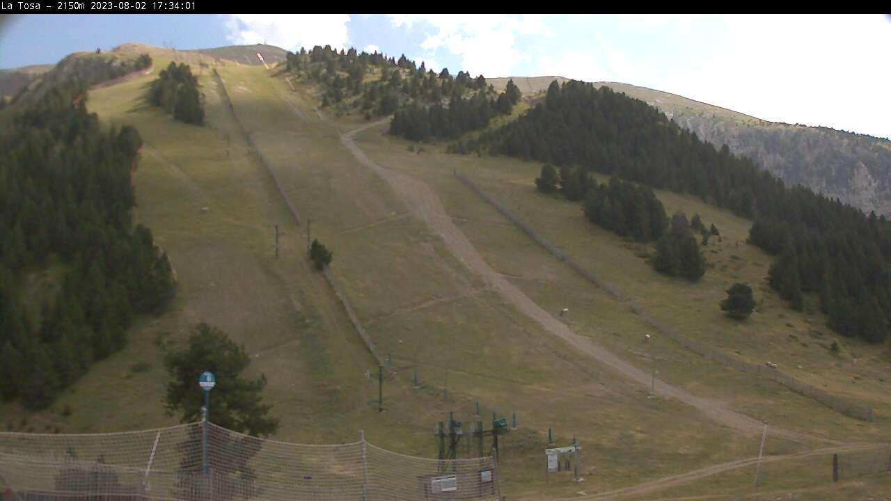 Webcam de La Tosa