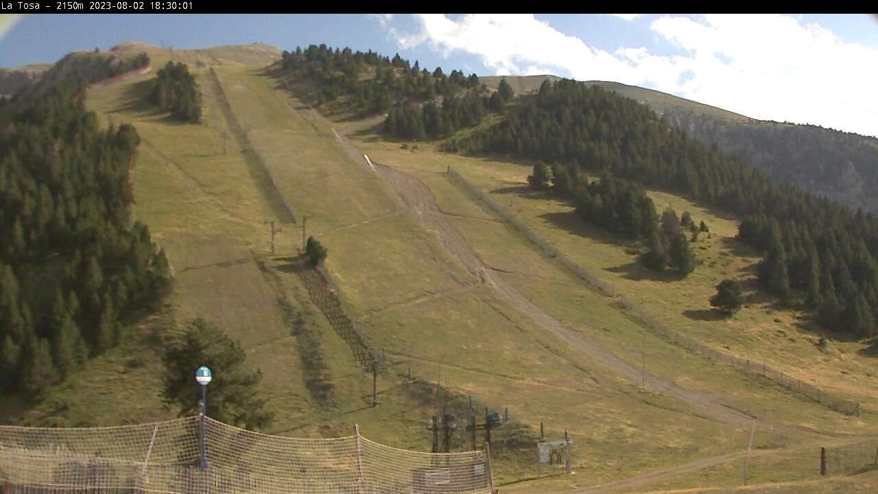 Webcam de Cap del Bosc - La Tosa