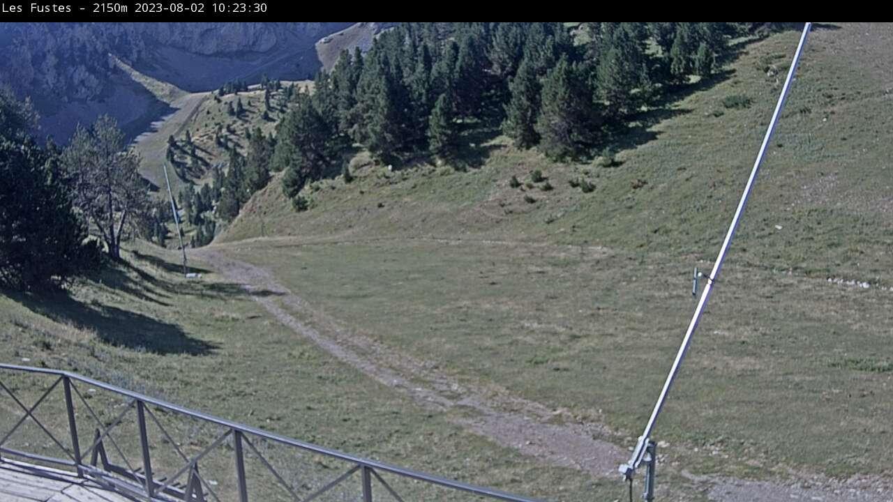 Webcam de Cap del Bosc - Les Fustes