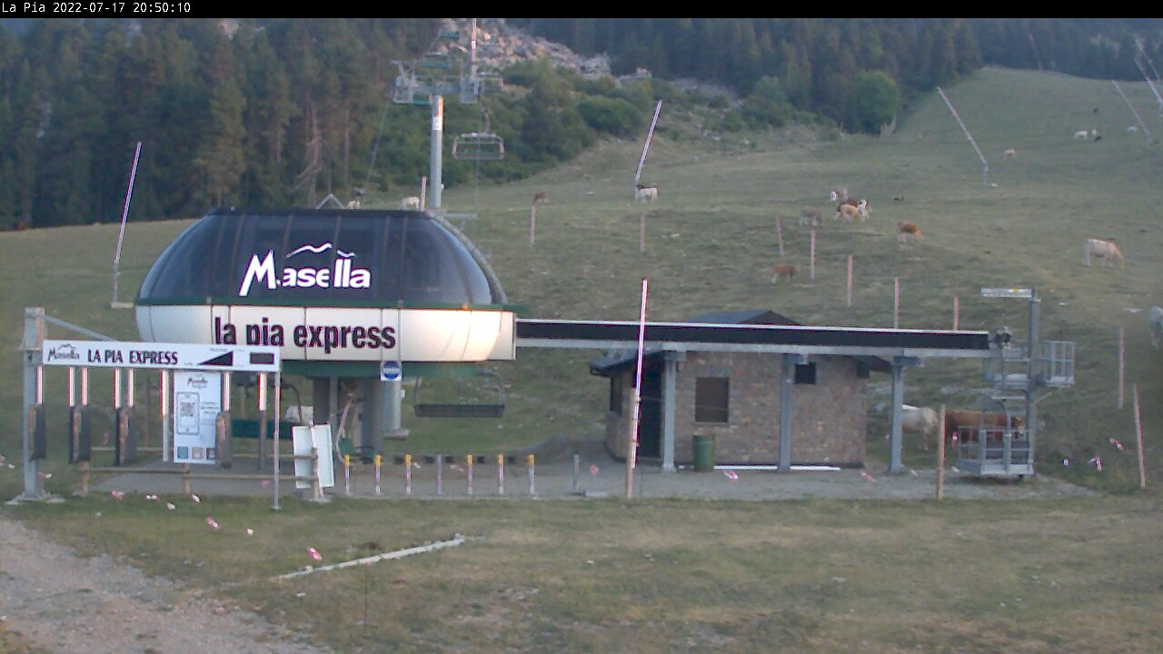 Webcam de La Pia