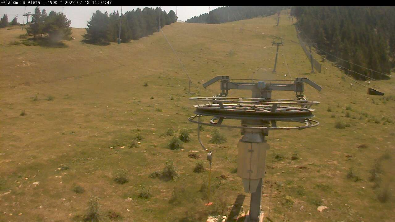 Webcam de La Pleta - Slalom