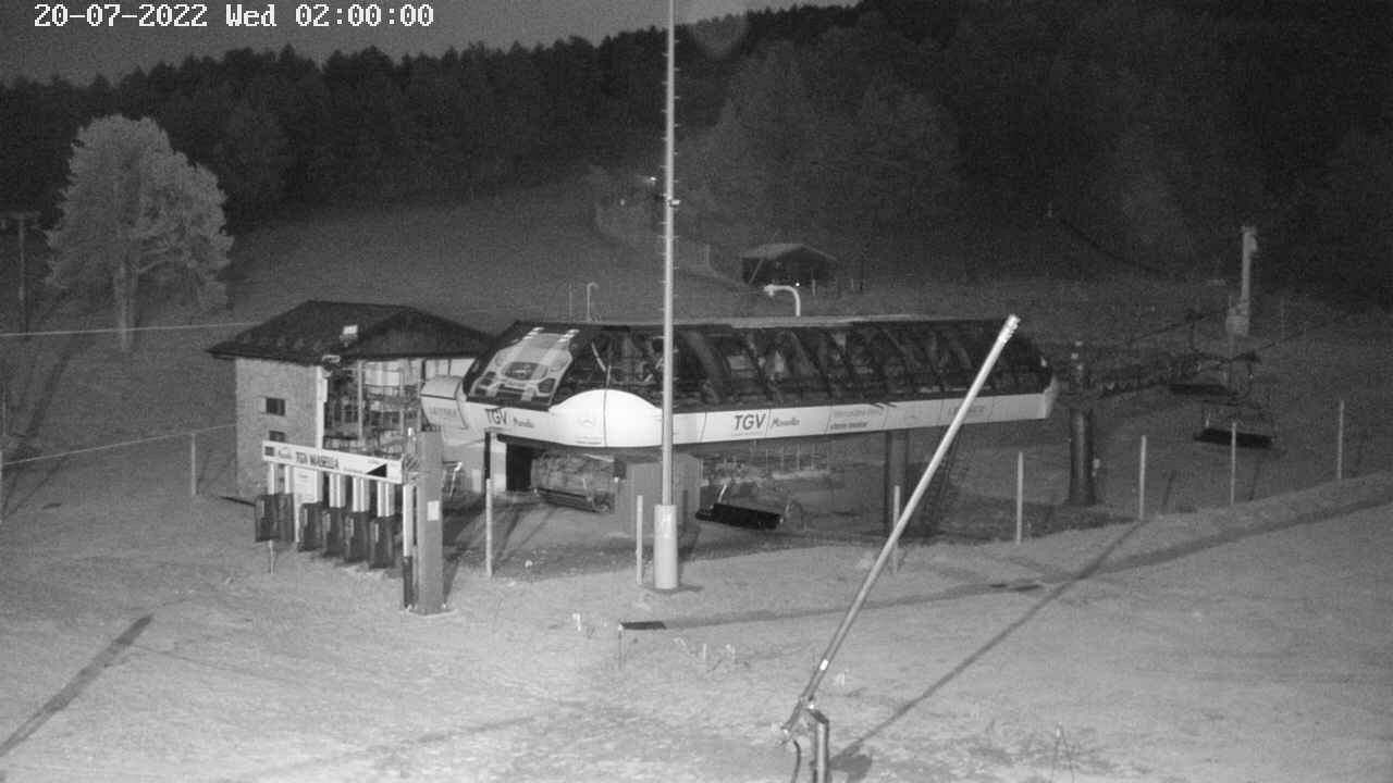 Webcam de TGV Masella