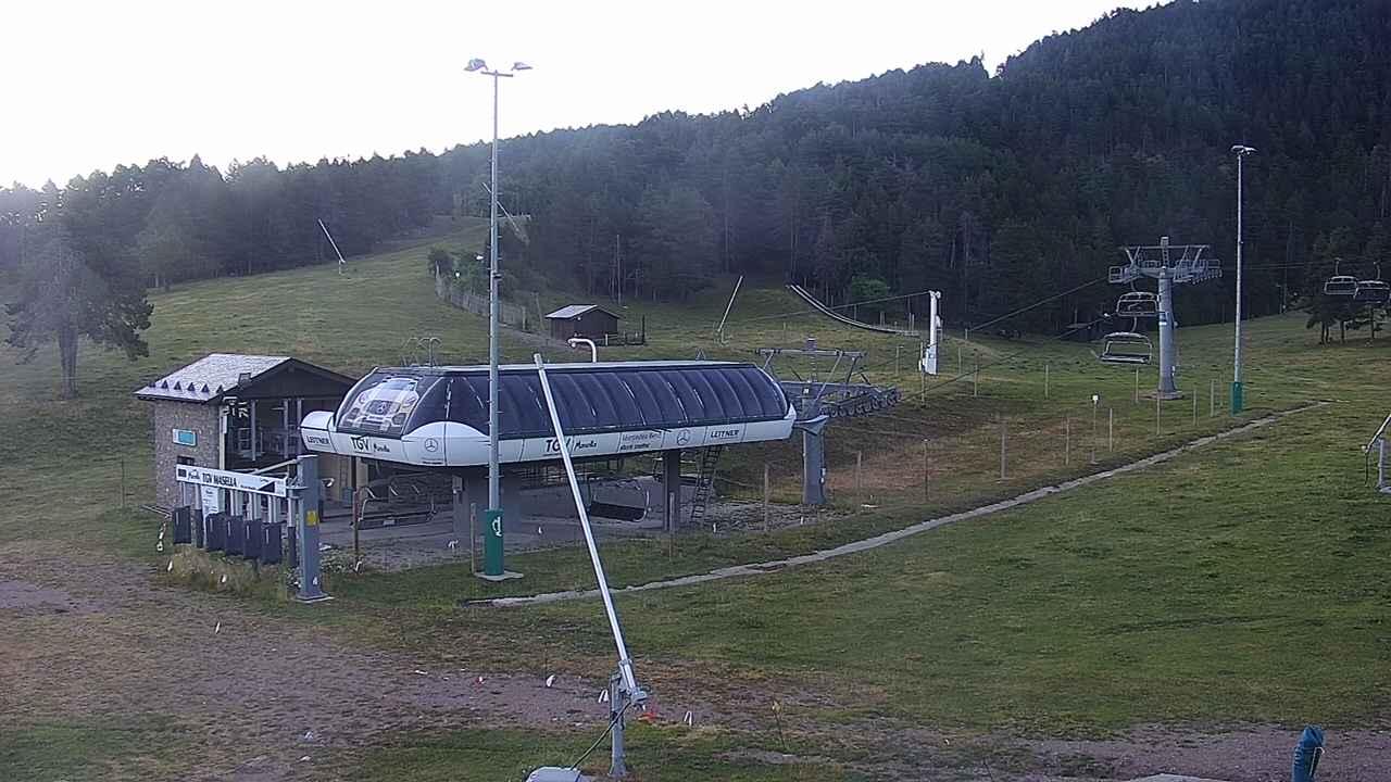 Webcam de TGV Masella