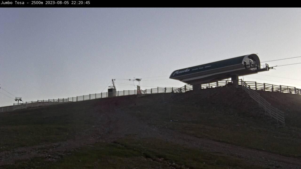 Webcam de Jumbo Tosa - Estación Superior