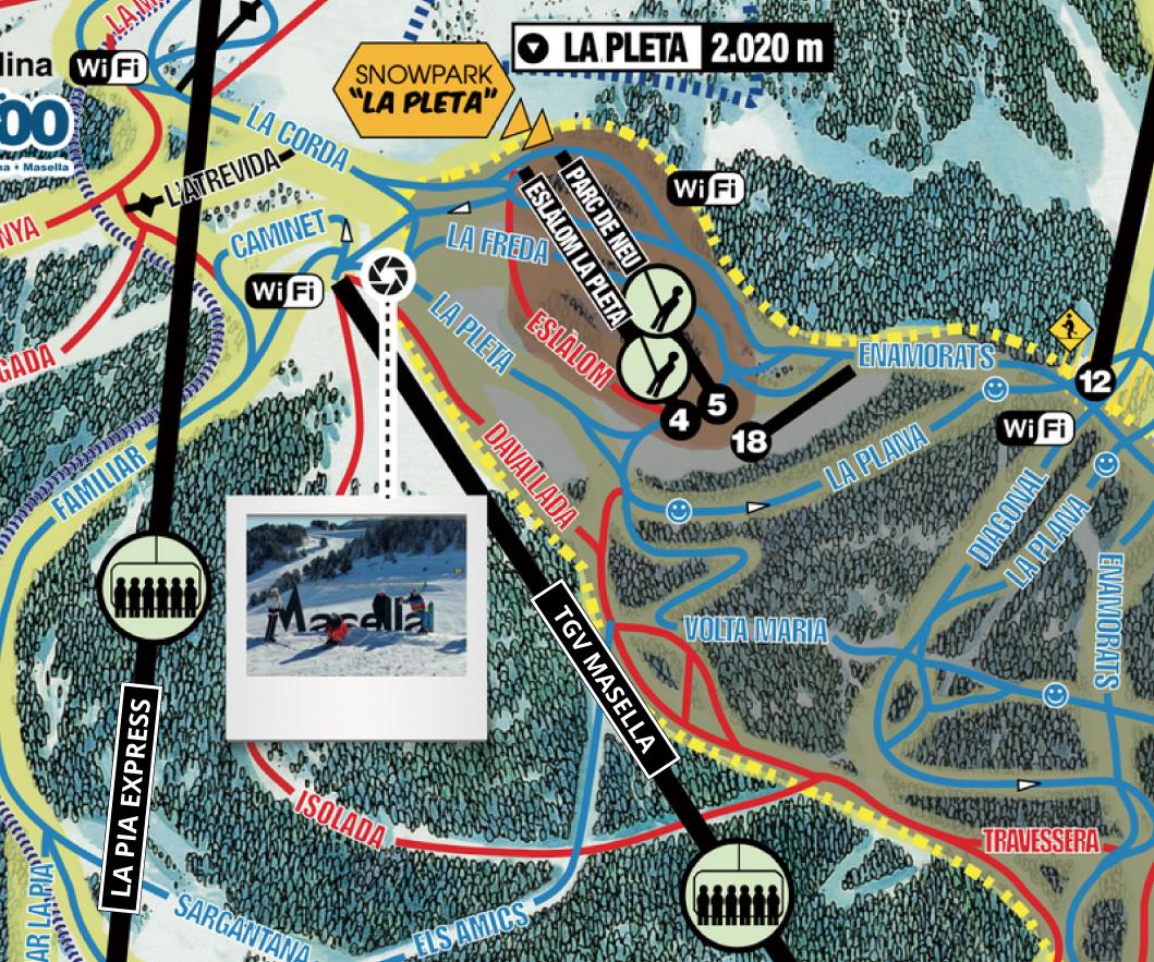 LaPleta-mapa